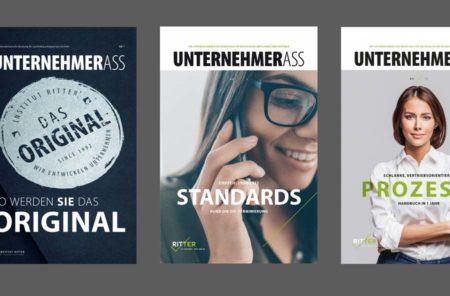 Zeitschrift Unternehmer-Ass